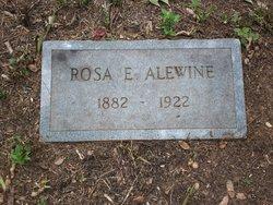 Rosa Evaline <i>Dearman</i> Alewine