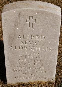 Alfred Seval Aldrich, Jr