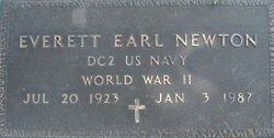 Everett Earl Newton