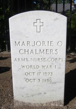 Marjorie O. Chalmers