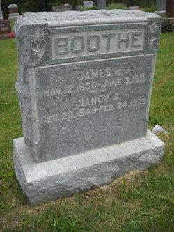 Nancy Jane <i>Bennett</i> Boothe