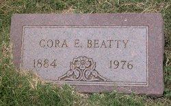Cora E <i>Cheek</i> Beatty