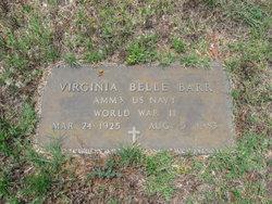 Virginia Belle <i>Jordan</i> Barr