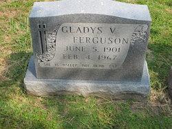Gladys Velma Ferguson