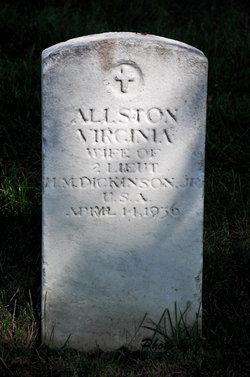 Allston Virginia Dickinson