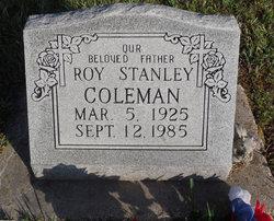 Roy Stanley Coleman
