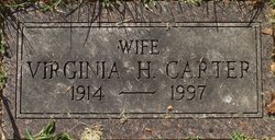 Virginia <i>Hunt</i> Carter