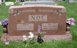 Nellie Mae <i>Hysinger</i> Noe