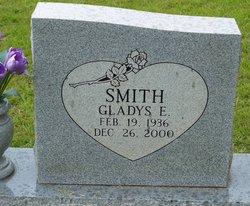 Gladys E Smith