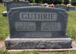 James M. Guthrie