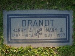 Harry A. Brandt