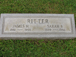 Sarah B. Ritter