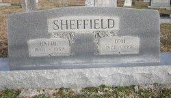 Thomas Martin Tom Sheffield
