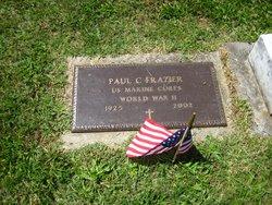 Paul Edward Frazier