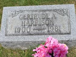 Gertrude A. Harrison
