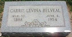Carrie Levina Belveal