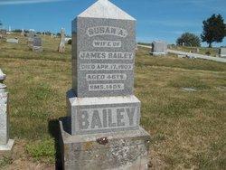 Susan A. Susie <i>Brown</i> Bailey