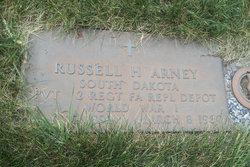 Russell Harrison Arney