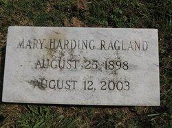 Mary Harding <i>Buckner</i> Ragland