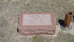 Marcus Homer Amick