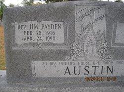 Rev Jim Payden Austin
