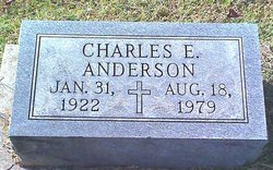 Charles Edwin Anderson