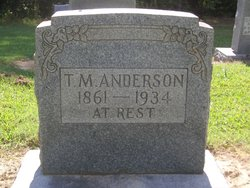 T M Anderson