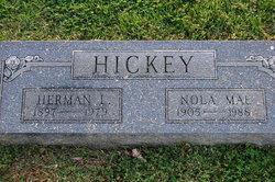Herman L Hickey