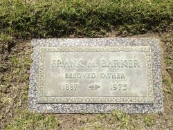 Francis Marion Frank Barker