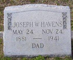 Joseph W Havens