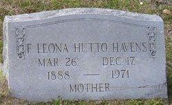 F Leona <i>Hutto</i> Havens