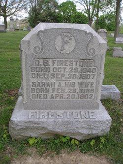 Sarah Ann <i>Armstrong</i> Firestone