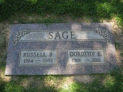 Dorothy Elizabeth <i>McKinney</i> Sage