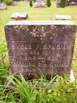 Jacob Franklin Spacht