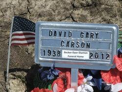 David Gary Gary Carson