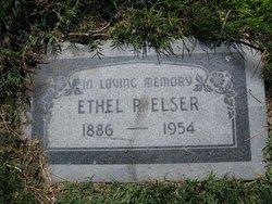 Ethel Elizabeth <i>Runnels</i> Gill Elser