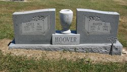Haven G Hoover