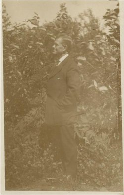 Rev Thomas Philip Graham
