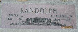 Anna Belle Randolph
