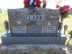 Lucille G <i>Dirks</i> Clark