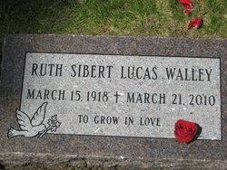 Ruth Nida <i>Sibert</i> Walley
