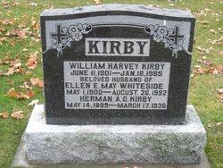 Ellen E. May <i>Whiteside</i> Kirby