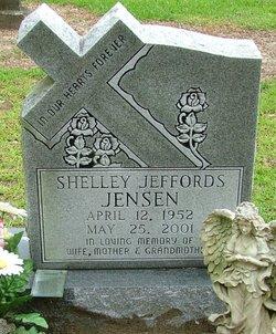 Shelley <i>Jeffords</i> Jensen