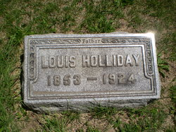 Louis Holliday, Sr