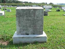 Mary Susan <i>Haines</i> Carter