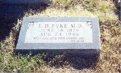 Edgar Douglas Ed Fyke, Sr