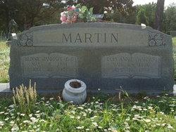 Bennie Jarratt B J Martin