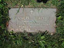 Francis Joseph Allen