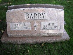 Mary B Barry