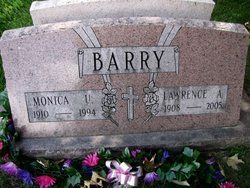 Lawrence A Barry